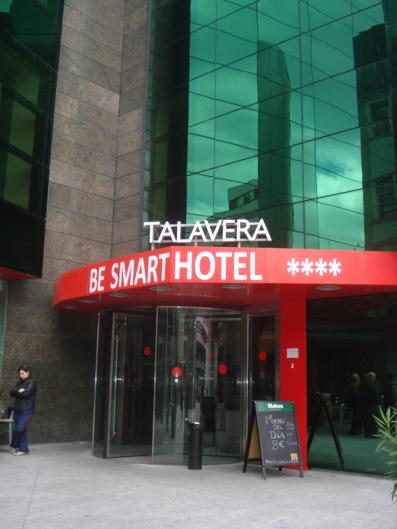Vista de Hotel Be Smart Talavera (H****)