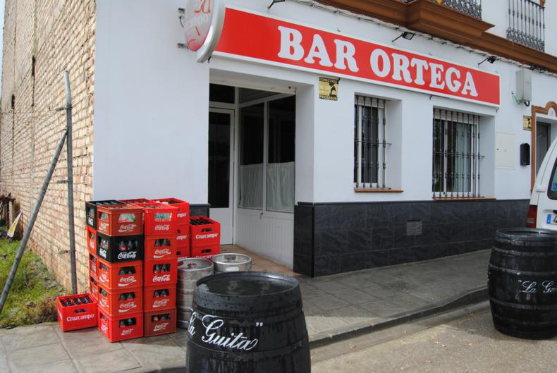 Vista de Bar Ortega
